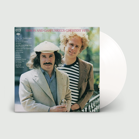 Simon & Garfunkel: Greatest Hits: Limited Edition White Vinyl