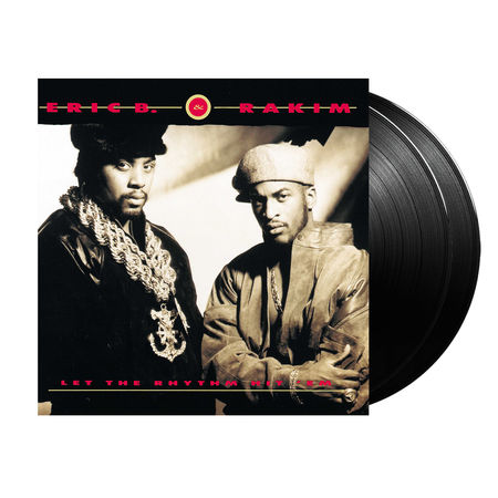 Eric B. & Rakim: Let The Rhythm Hit Em (2LP)