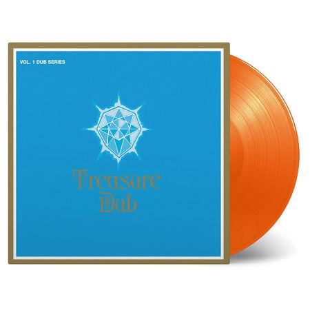 Various Artists: Treasure Dub Vol.1: Orange Numbered Vinyl