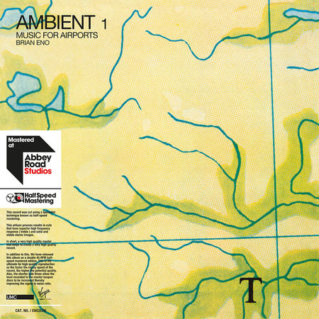 Brian Eno: Ambient 1: Music for Airports - Half Speed Master