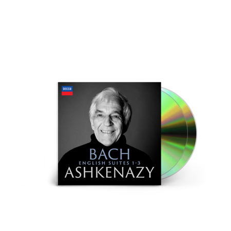 Vladimir Ashkenazy: Bach: English Suites 1-3