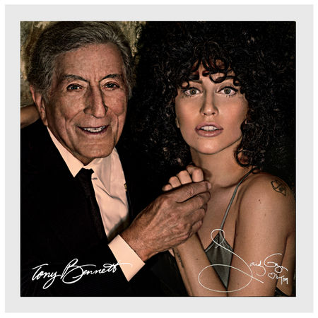 Lady Gaga: Cheek To Cheek - Signed Lithograph