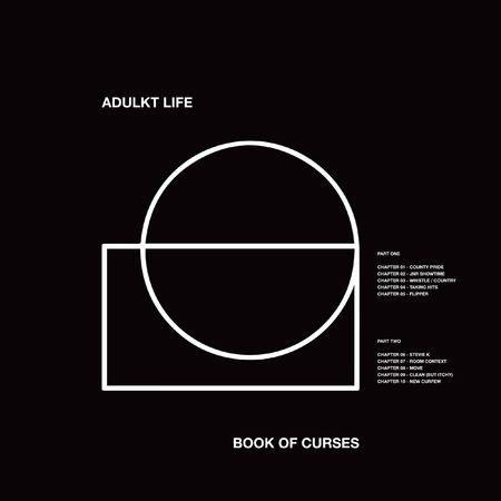Adulkt Life: Book Of Curses CD