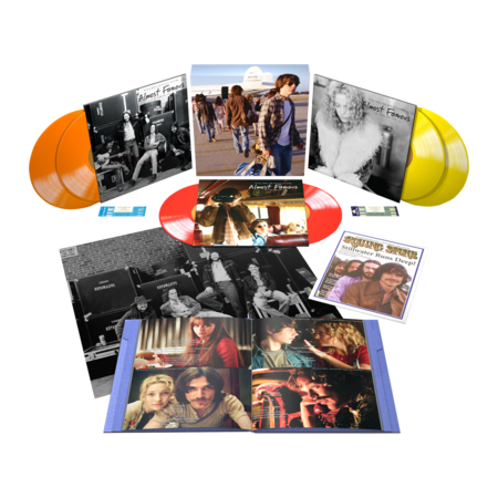 Various Artists: Almost Famous 20th  (Super Deluxe Edition) (6LP)