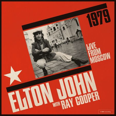 Elton John: Live from Moscow (2LP)