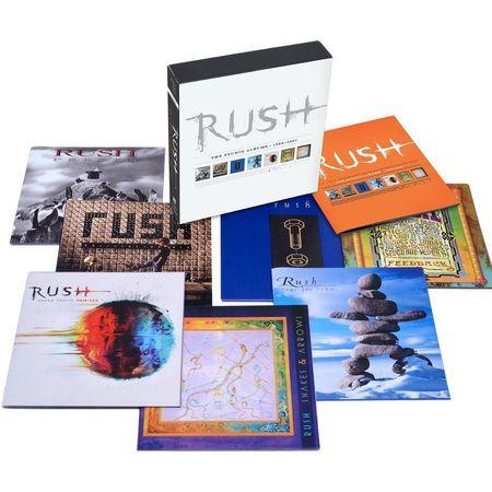 Rush: The Atlantic Studio Albums 1989-2007 (7 CD)