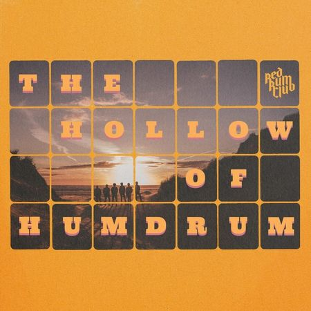 Red Rum Club: The Hollow of Humdrum: Signed CD