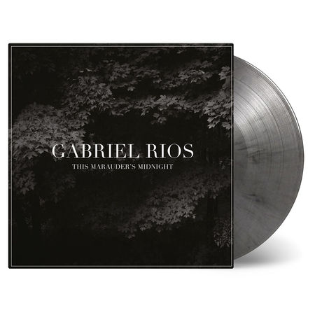 GABRIEL RIOS: This Marauder's Midnight: Limited Silver & Black Swirl Vinyl