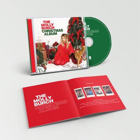 Molly Burch: The Molly Burch Christmas Album