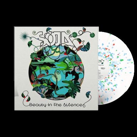 SOJA: Beauty In The Silence: Splatter Vinyl LP