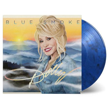 Dolly Parton: Blue Smoke: Limited Edition Blue Smokey Vinyl