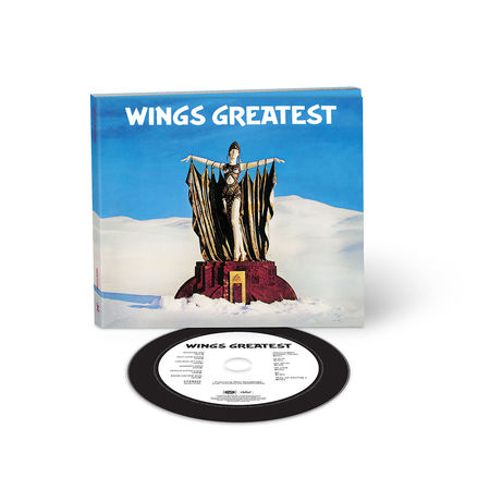 Wings: Wings Greatest - CD Digipak