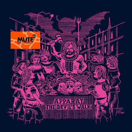 Apparat: The Devil's Walk: Limited Edition Violet Vinyl