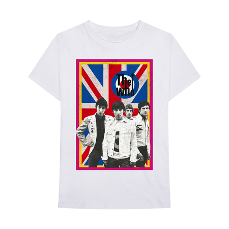 The Who: Flag The Who Tee