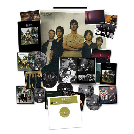 The Verve: Urban Hymns Super Deluxe CD + Exclusive 12
