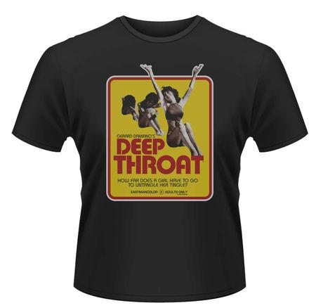 Deep Throat: Poster T-Shirt