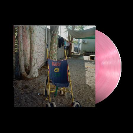 Nilüfer Yanya: Inside Out: Limited EditionTransparent Pink Vinyl LP