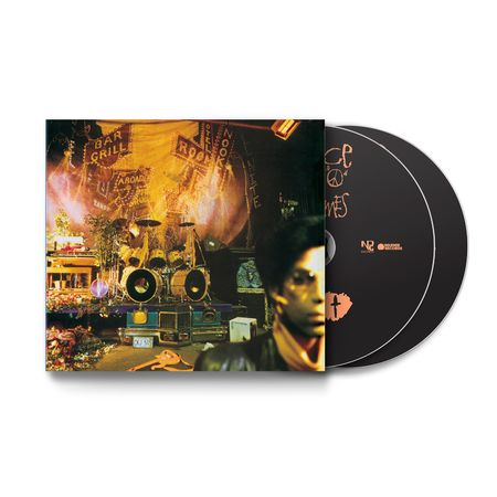 Prince: Sign O' The Times: Double CD