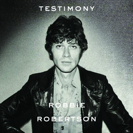 Robbie Robertson: Testimony (CD)