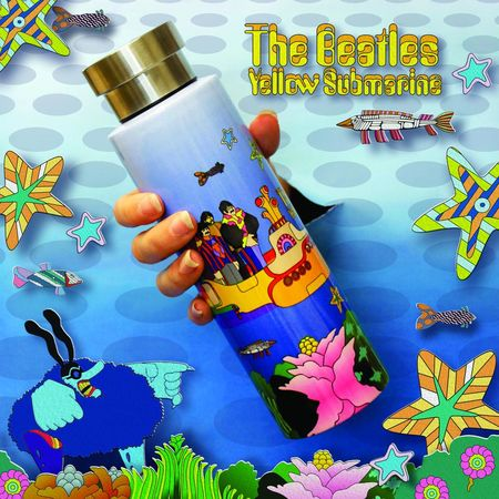 The Beatles: The Beatles Yellow Submarine Stainless Steel Flask