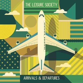 The Leisure Society: Arrivals & Departures: Limited Edition Signed Double Vinyl