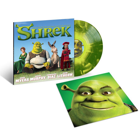 Soundtrack: Shrek (Green) (LP)