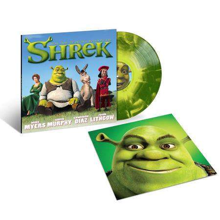 Soundtrack: Shrek (Green) (LP)