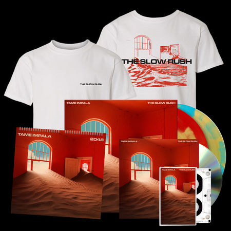 Tame Impala: The Slow Rush – Ultimate Collection