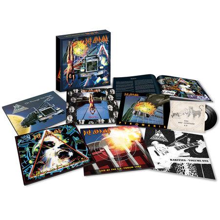 Def Leppard: The Vinyl Box Set: Volume One
