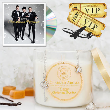 The Tenors: Christmas Together Super Exclusive Package