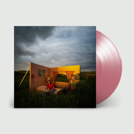 Kevin Morby: Sundowner: Limited Edition Clear Pink Vinyl + Signed Print