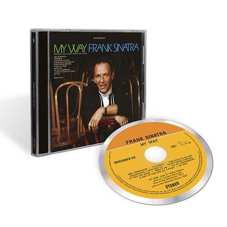 Frank Sinatra: My Way CD