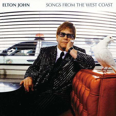 Elton John: Songs From The West Coast