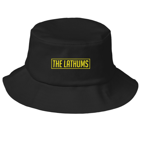 The Lathums: LIMITED EDITION Classic Bucket Hat