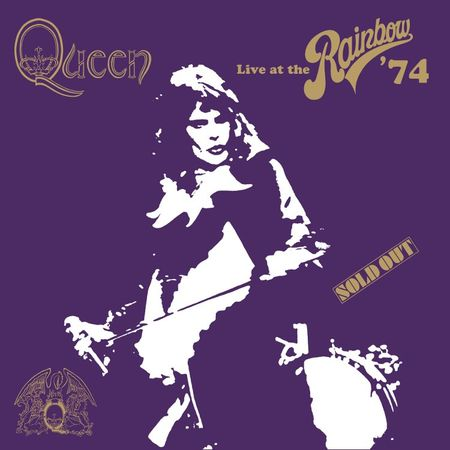 Queen: Queen: Live At The Rainbow '74 (CD)