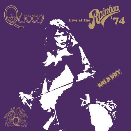 Queen: Queen: Live At The Rainbow '74 (CD)