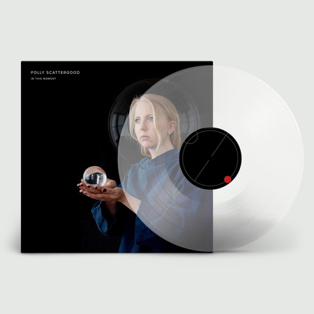 Polly Scattergood: In This Moment: Signed Limited Edition Clear Vinyl
