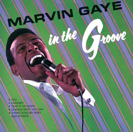 Marvin Gaye: In The Groove