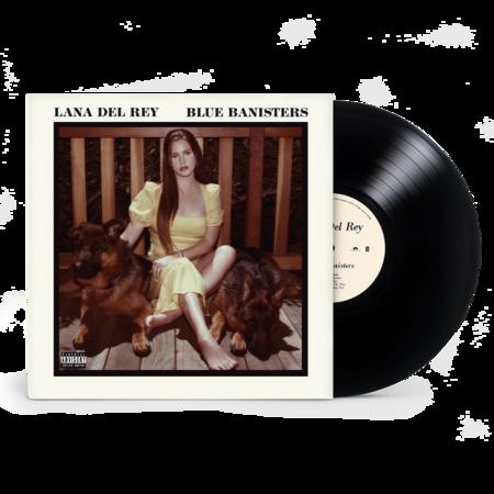Lana Del Rey: BLUE BANISTERS VINYL