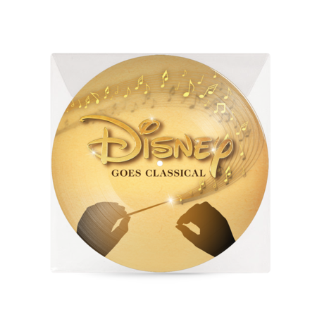 The Royal Philharmonic Orchestra: Disney Goes Classical Exclusive Picture Disc