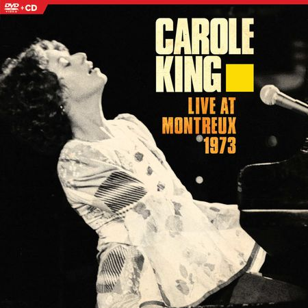Carole King: Live At Montreux 1973 (DVD/CD)
