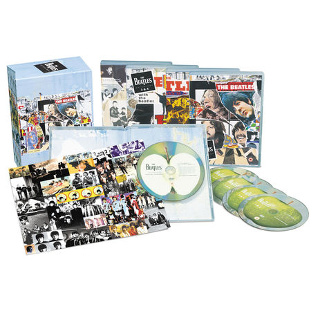 The Beatles: Anthology 5 DVD Boxset