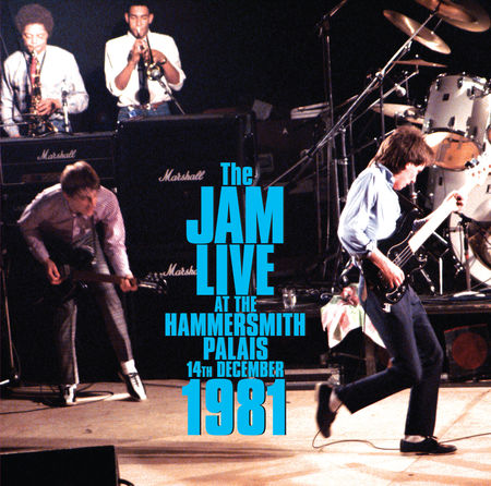 The Jam: Live At Hammersmith Palais - Exclusive Pressing