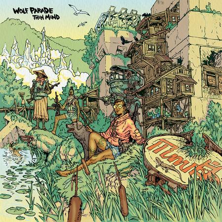 Wolf Parade: Thin Mind
