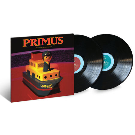 Primus : Tales From The Punchbowl (2LP)