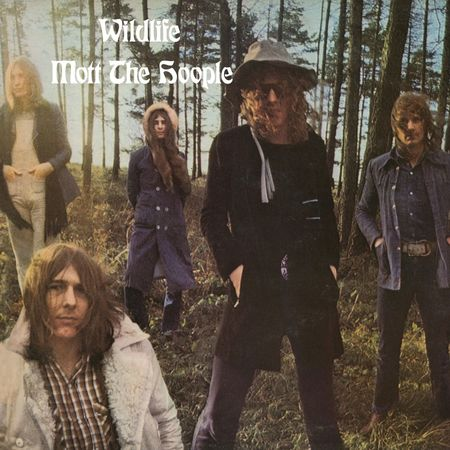 Mott The Hoople: Wildlife (LP)