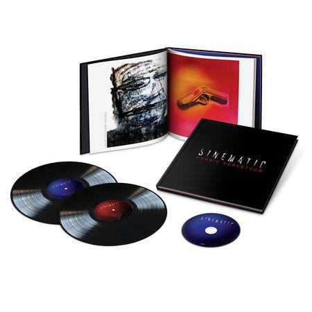 Robbie Robertson: Sinematic: Exclusive Deluxe Edition