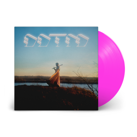 Foxing: Draw Down The Moon: Limited Edition Hot Pink Vinyl LP