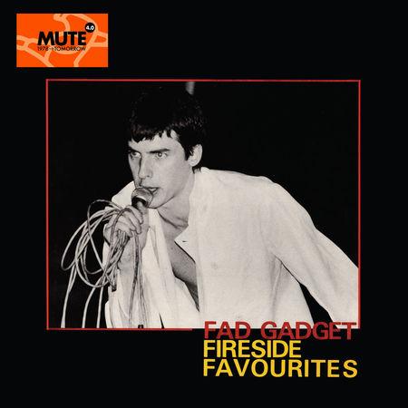 Fad Gadget: Fireside Favourites: Limited Edition Orange Vinyl