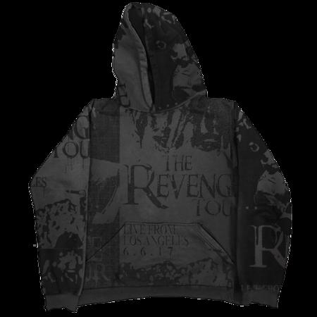 XXXtentacion: THE REVENGE TOUR HOODIE III